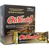 ISS Research Oh Yeah! Chocolate & Caramel Bars (Box of 12 / 85g Each)
