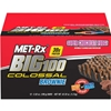 MET-Rx Big 100 Colossal Brownie, Box of 12 (Super Chocolate Fudge)