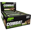 MusclePharm Combat Crunch Bars, Box of 12