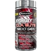Muscletech Hydroxycut CLA Elite Next Gen, 100 Raspberry Flavored Softgels