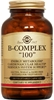 "Solgar B-Complex ""100"", 100 vegetable capsules"